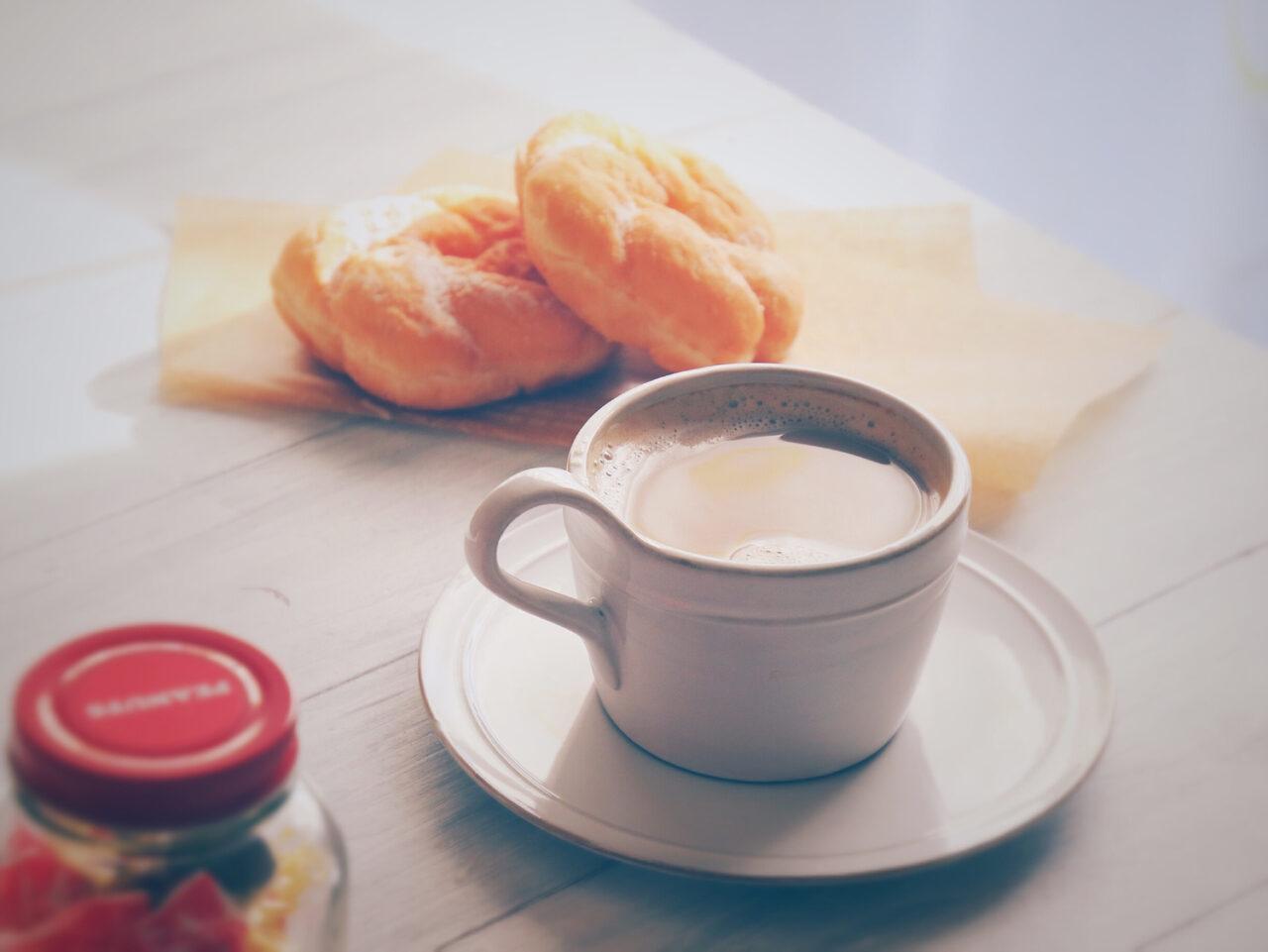 パンと珈琲