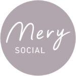 mery socialロゴ