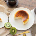 パティスリーベル「とけだすバスクチーズケーキ」