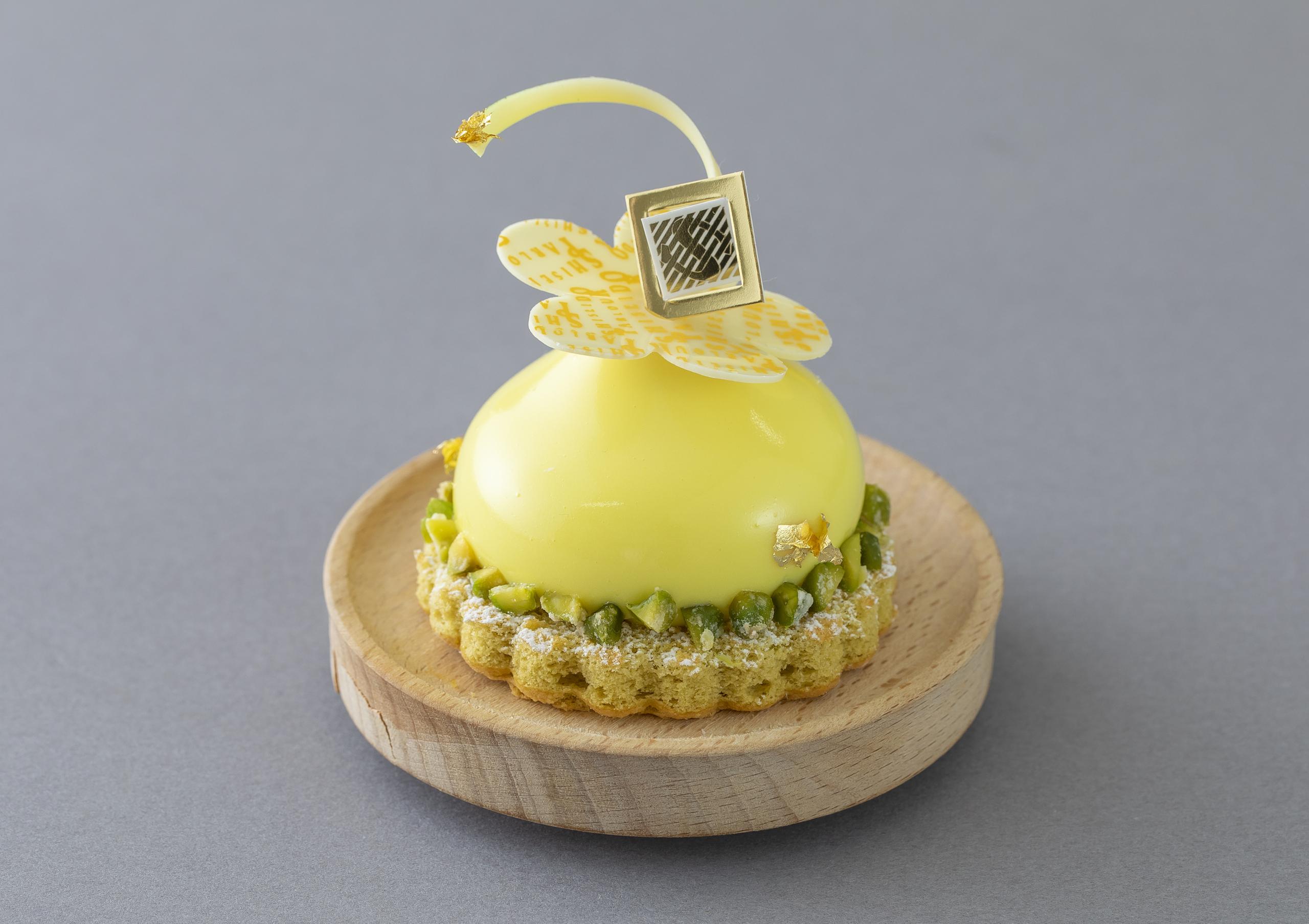 シトロニエ レモンのケーキ