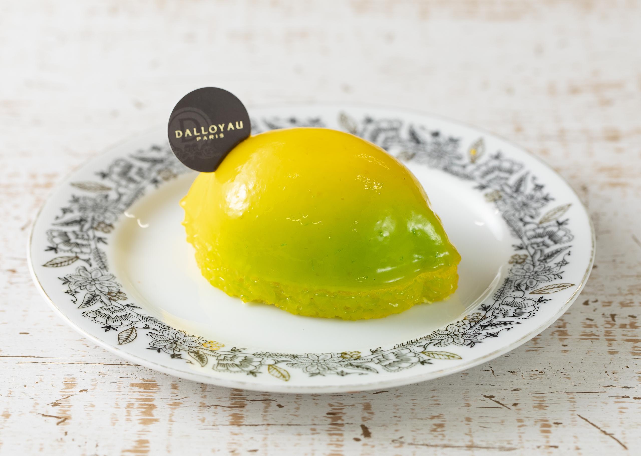 レモンのケーキ シトロン