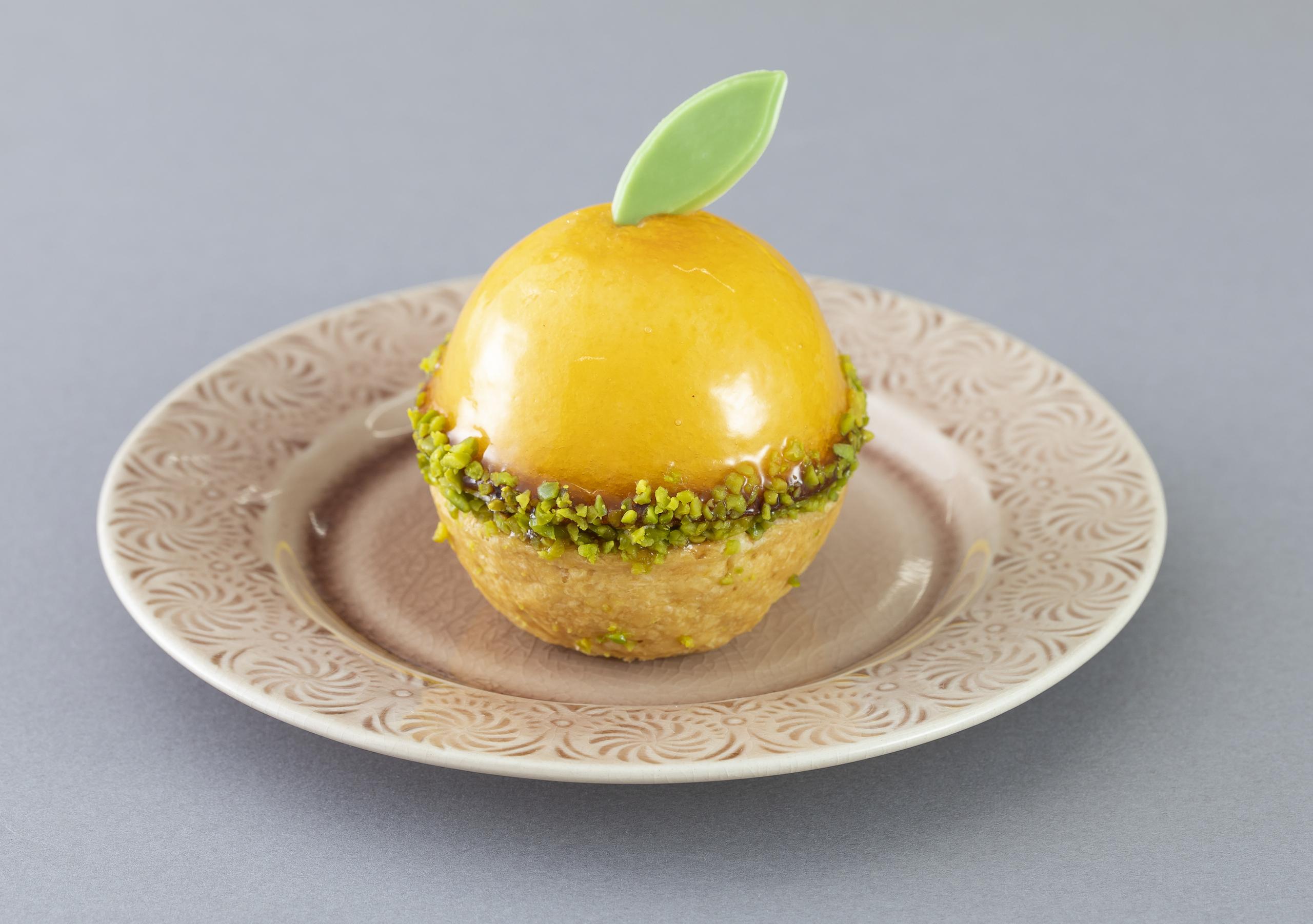 レモンのケーキ