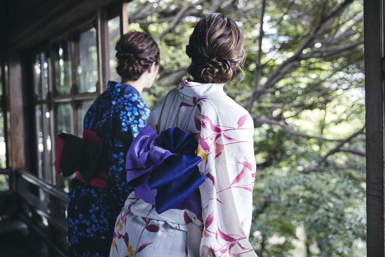 ホテル雅叙園東京の浴衣プランイメージ