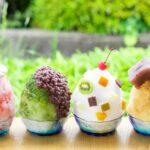 マタイッコタベタイカフェのかき氷