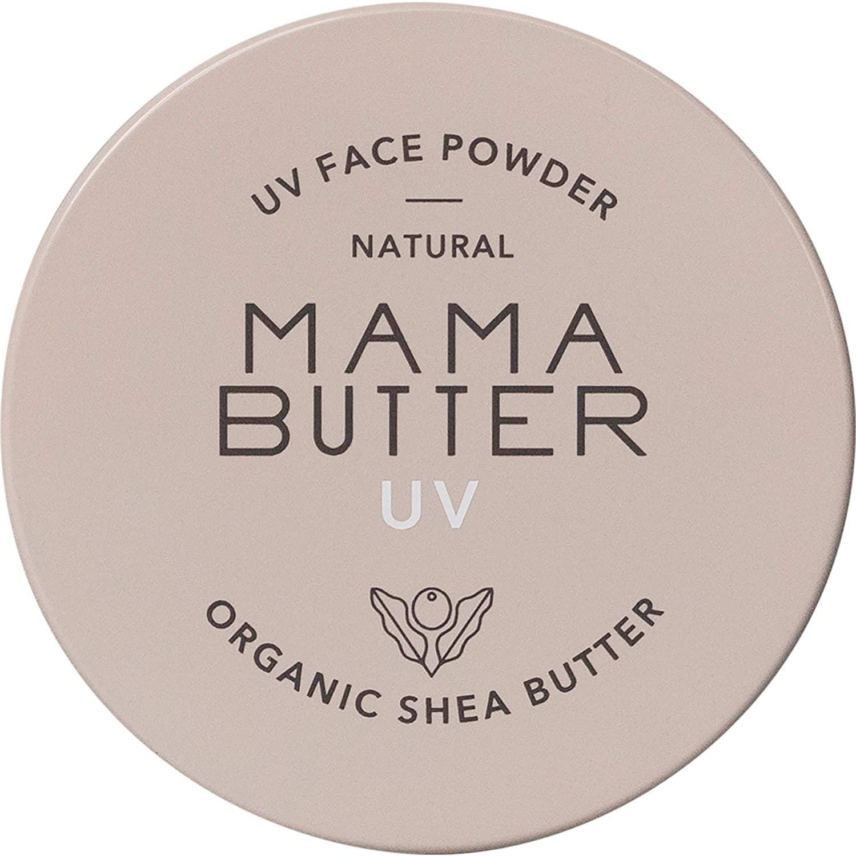 MAMA BUTTER(ママバター) フェイスパウダー ラベンダー&ゼラニウムの香り