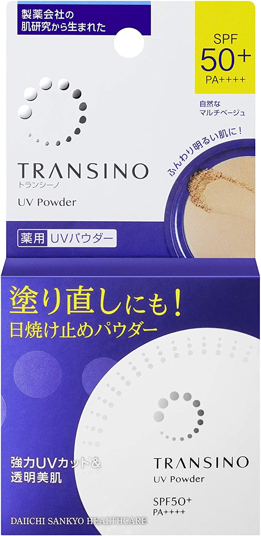 トランシーノ 薬用UVパウダーn