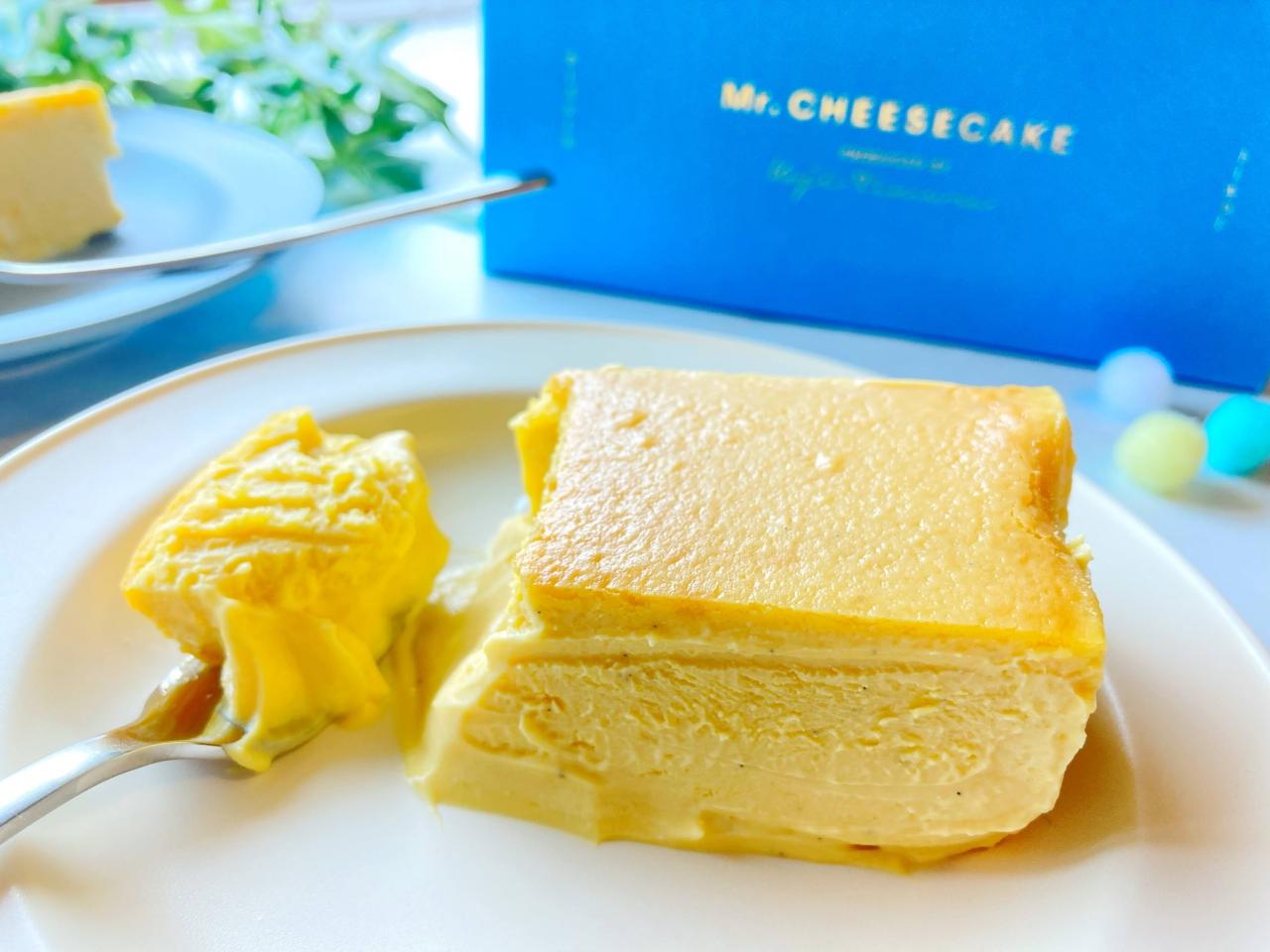 Mr. CHEESECAKE UN ÉTÉ mango passion