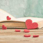 本とハート