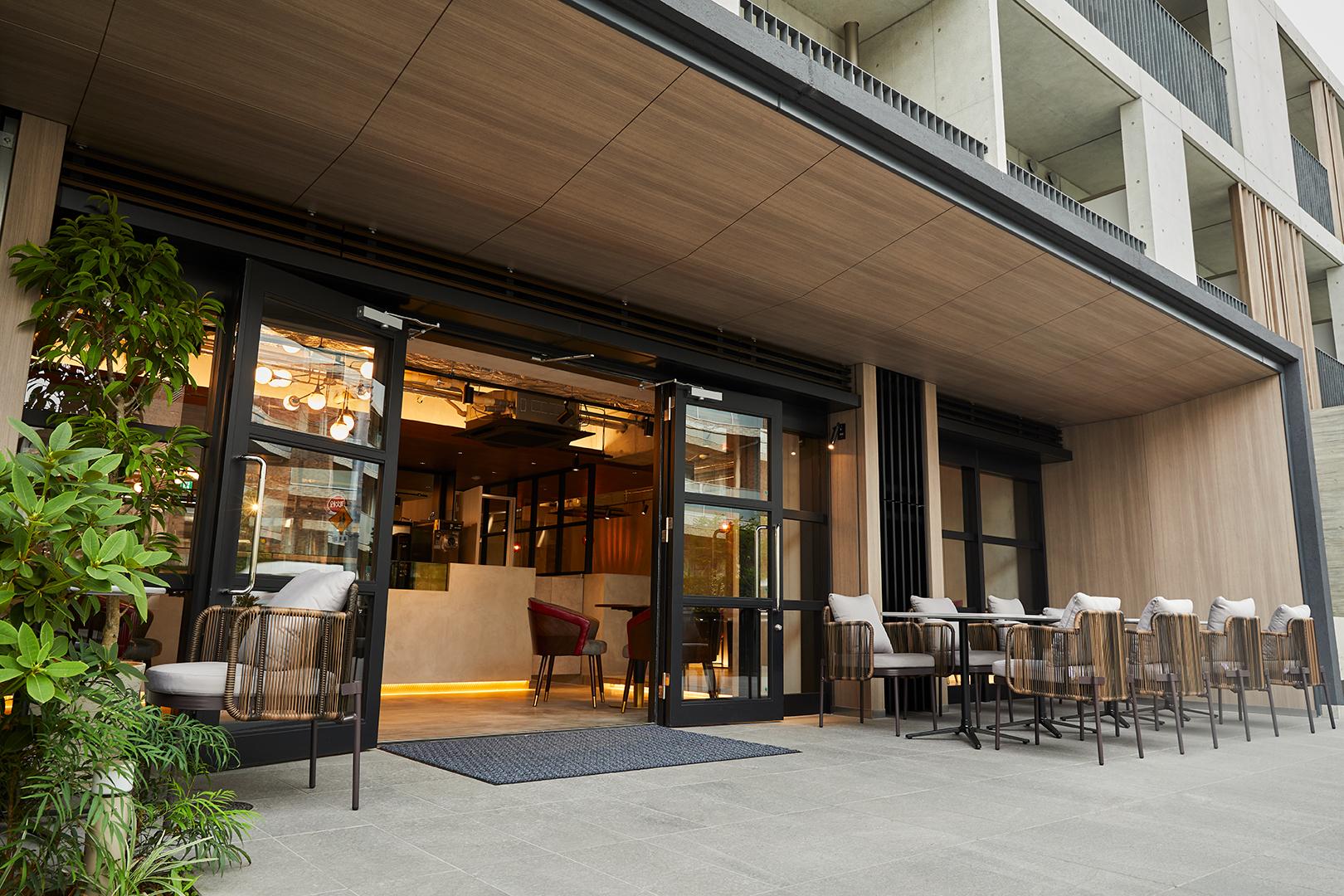 & OIMO TOKYO CAFE