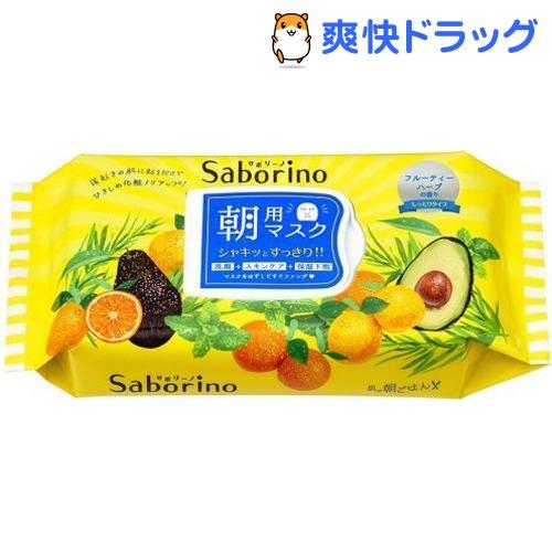 サボリーノ 目ざまシート(32枚入り)