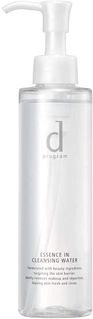 『dプログラム』の「エッセンスイン クレンジングウォーター」