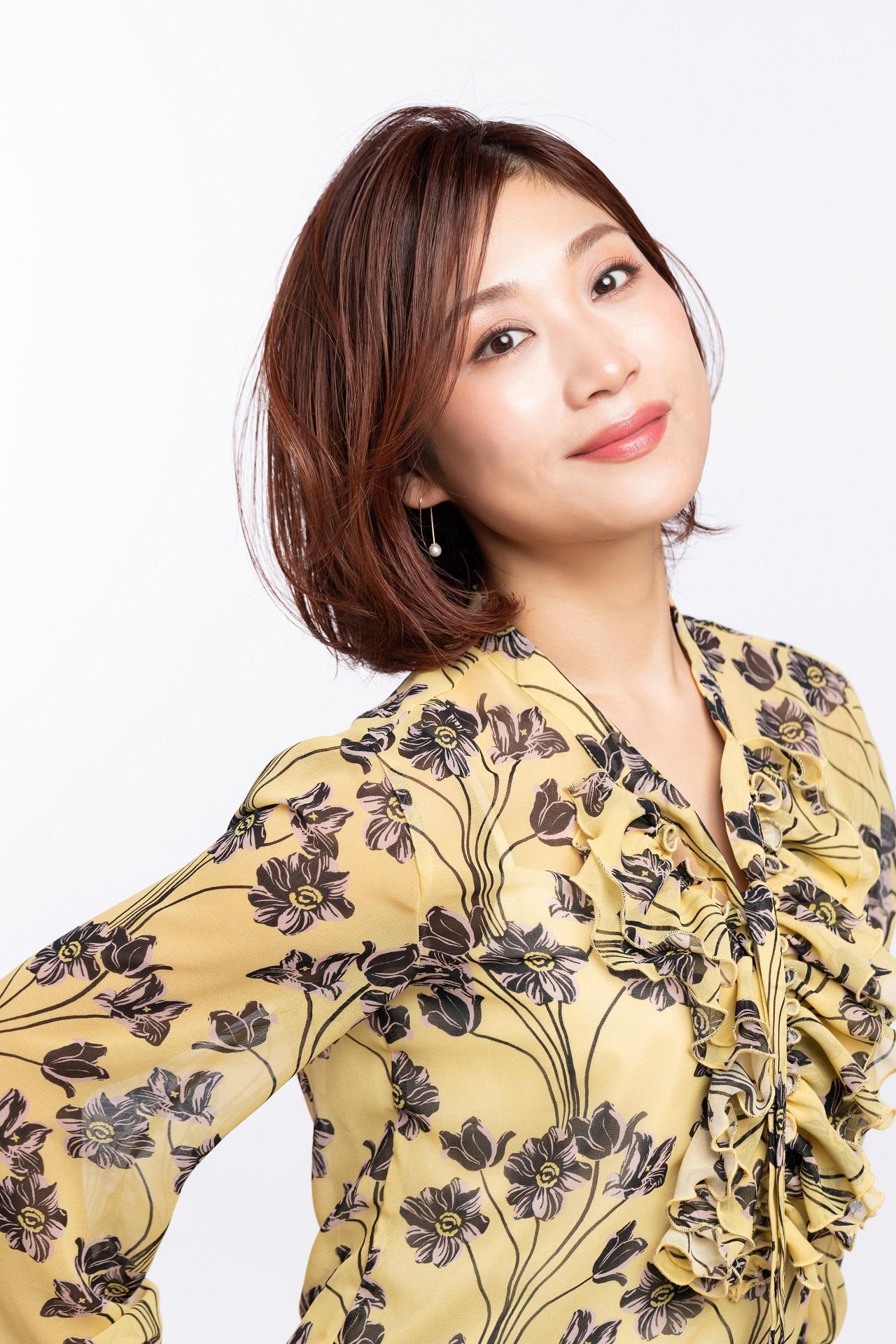 瀬戸麻実さんプロフィール用写真