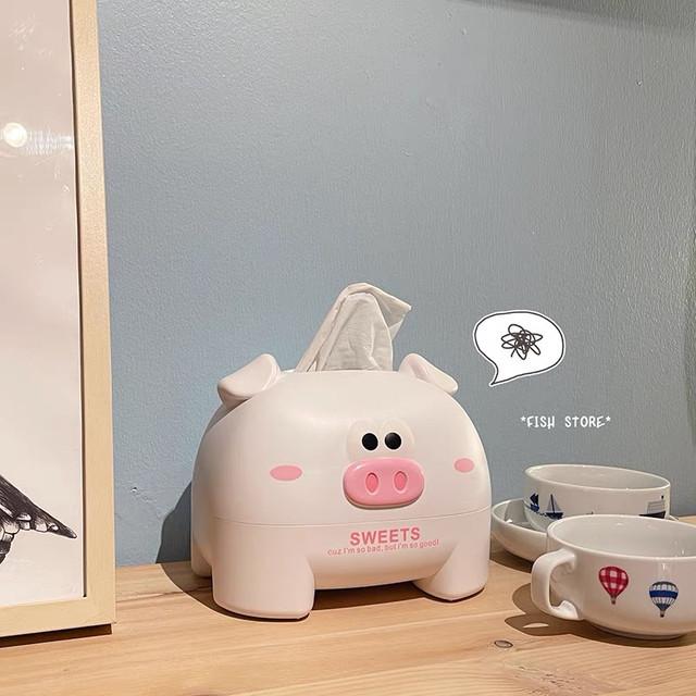 豚のケース