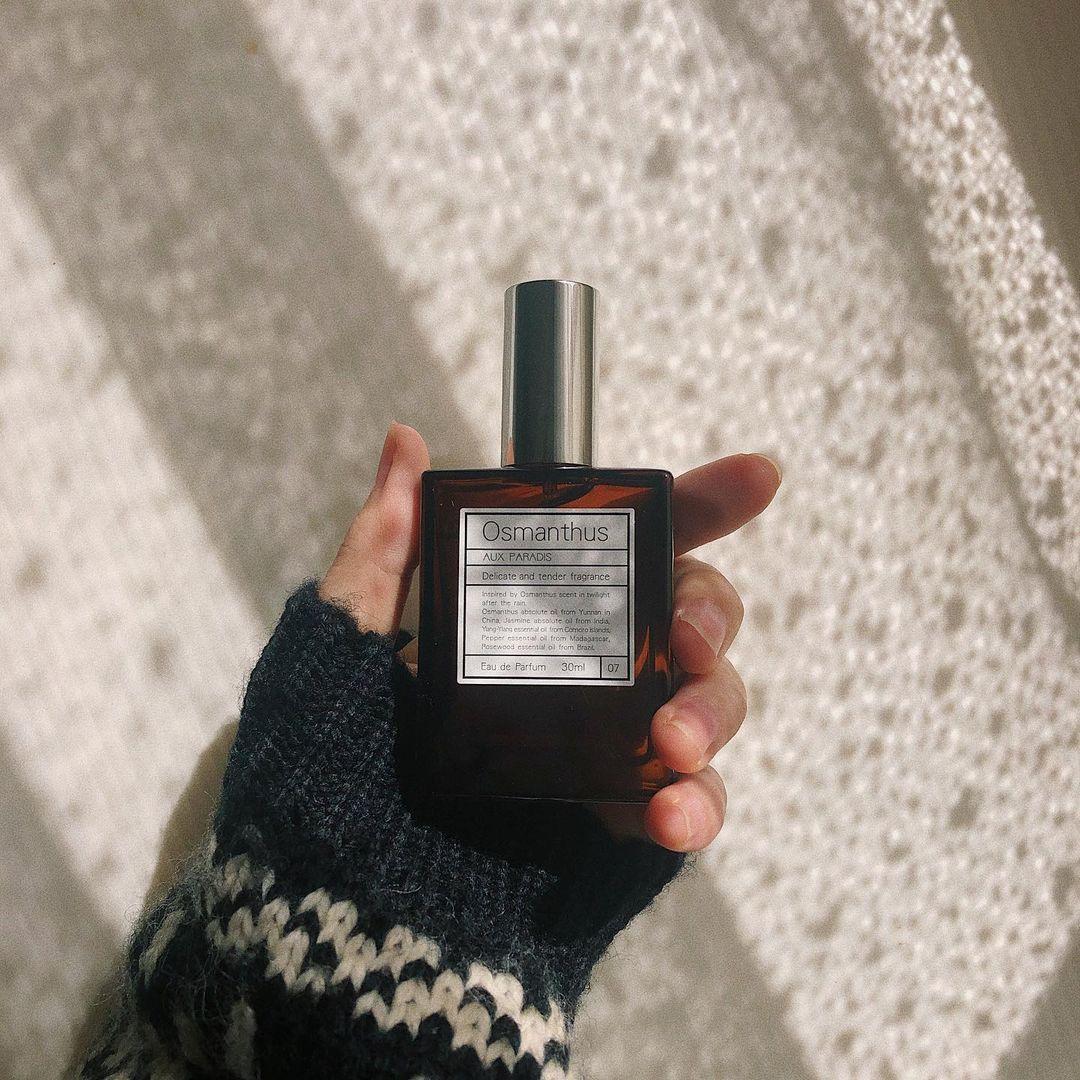 AUX PARADIS 金木犀の香り