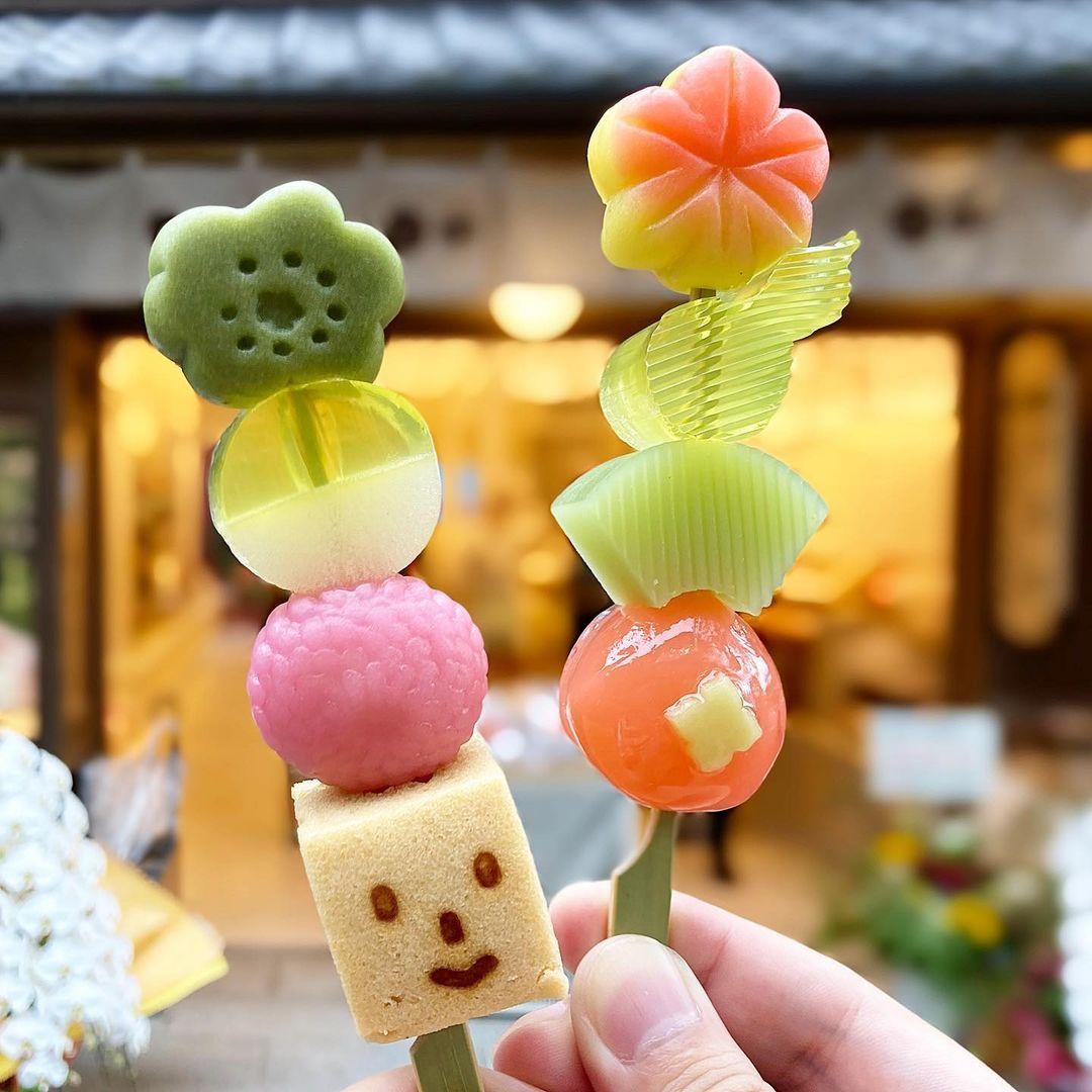 串和菓子 京都