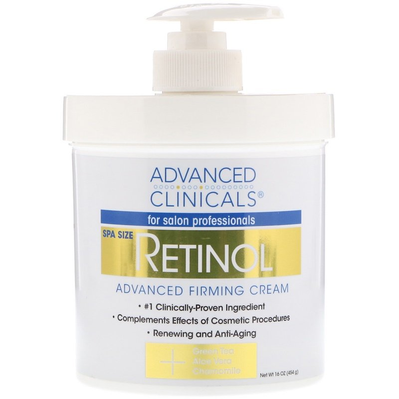 Retinol Advanced Firming Cream