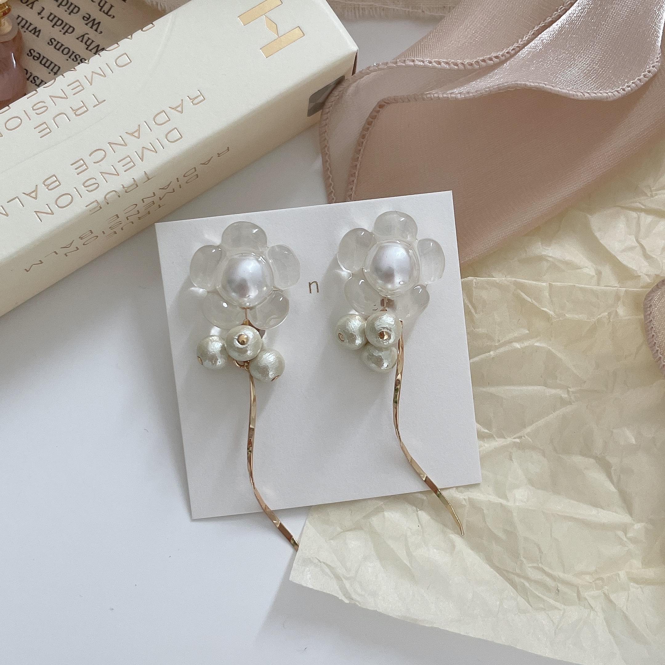 追いかけ pearl flower