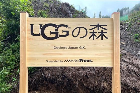 UGGの森
