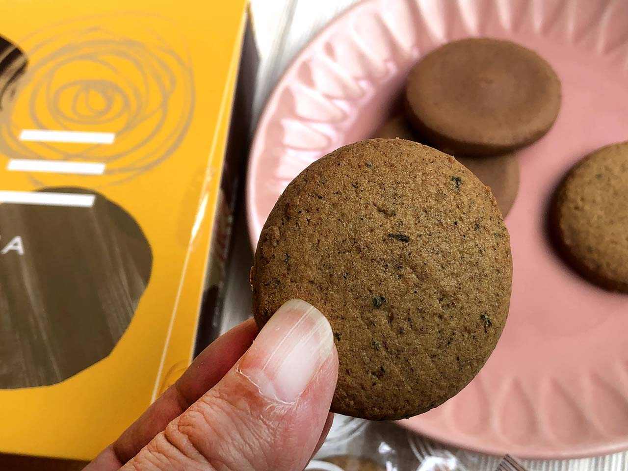 gryllusのクッキー