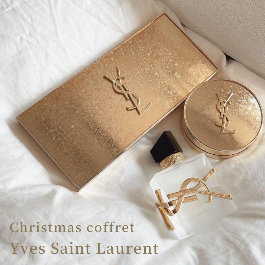 YSLクリスマスコフレ第一弾②
