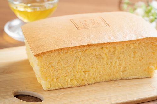 台楽蛋糕「プレミアムプレーン」