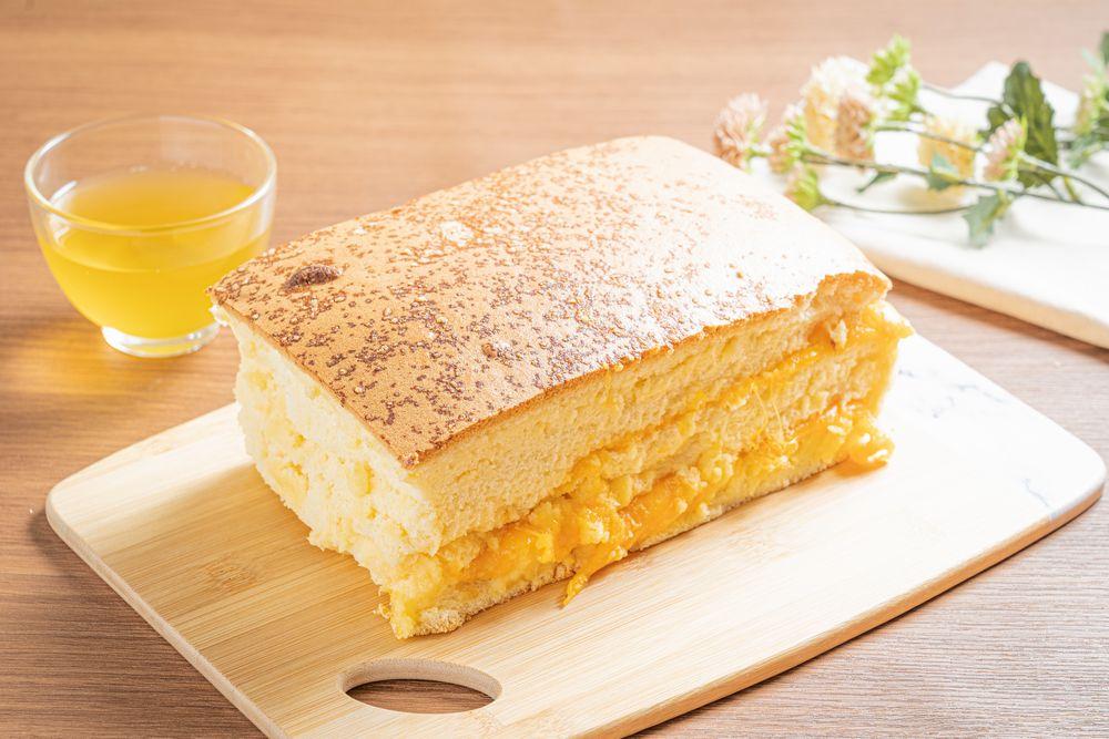 台楽蛋糕「プレミアムチーズ」