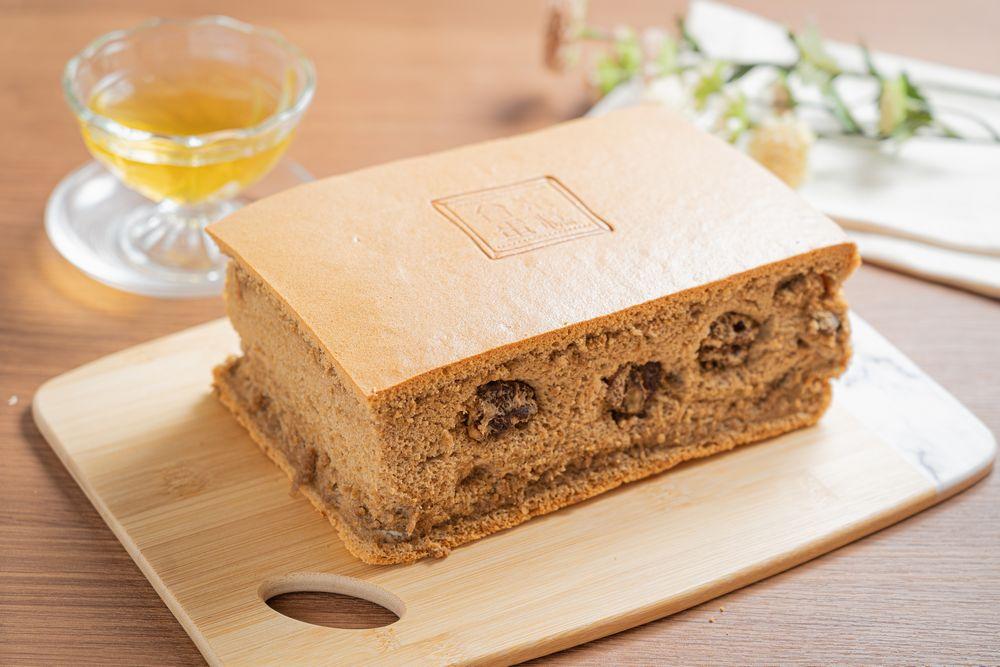台楽蛋糕「プレミアムカフェモカくるみ」